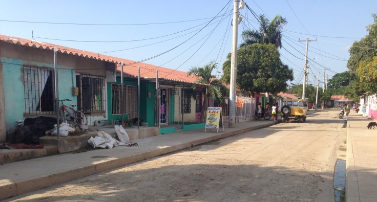 El barrio