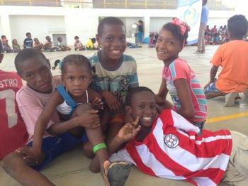 Niños nuevos en el programa.JPG