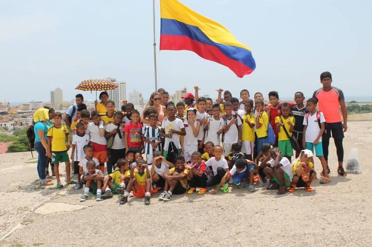 Turismo y liga de fútbol